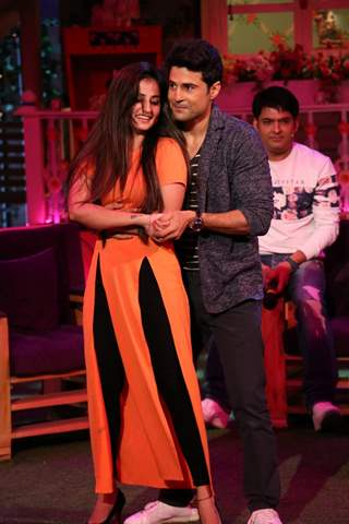 Rajeev Khandelwal Promotes the film 'Fever' on the sets of The Kapil Sharma Show
