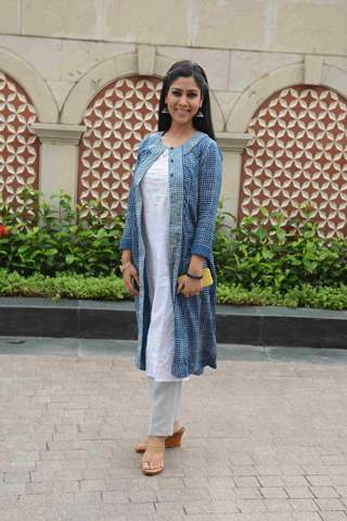Sakshi Tanwar at Promotions of '24 Season 2' Show