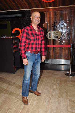 Naved Jaffrey at Marathi Film Premiere