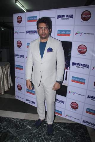 Shekhar Suman at Premiere of Satish Kaushik's play Mr and Mrs Murarilal