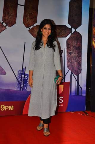 Sakshi Tanwar at Special Screening of film '24 Season 2'