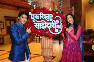 Kinshuk Vaidya and Shivya Pathania play leads in Ek Rishta Saajhedari Ka