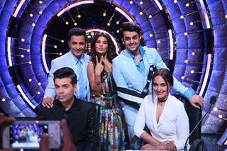Celebs at Promotion of 'Akira' On sets of Jhalak Dikhhla Jaa