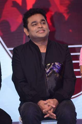 A.R. Rahman at Qyuki musical collaboration with YouTube event