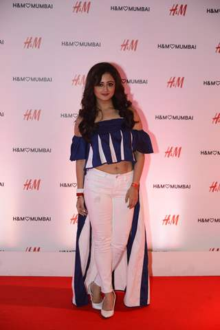 Rashami Desai at Launch of Hennes and Mauritz store in Mumbai
