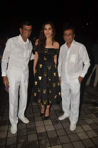Abbas-Mustan at Launch of Sophie Choudry's Song 'Sajan Main Nachungi'