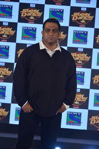 Anurag Basu at Launch of Sony TV's 'Super Dancer Show'