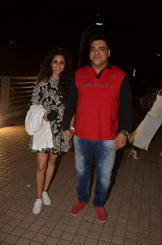 Ram Kapoor at vSpecial screening of 'Bar Bar Dekho'