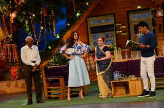 Anushka Sharma Promotes 'Phillauri' on 'The Kapil Sharma Show'