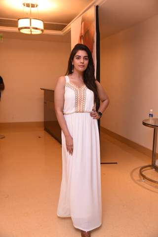 Pooja Gor at India Beach Fashion Week