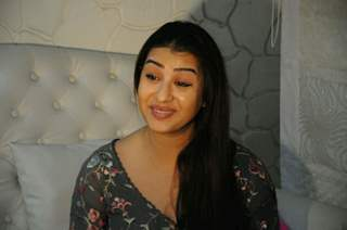 Press meet held by TV actress Shilpa Shinde