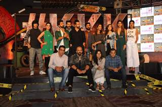 Press meet and launch of Khatron Ke Khiladi: Pain in Spain
