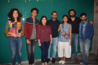 Advait Candan throws a Success Party