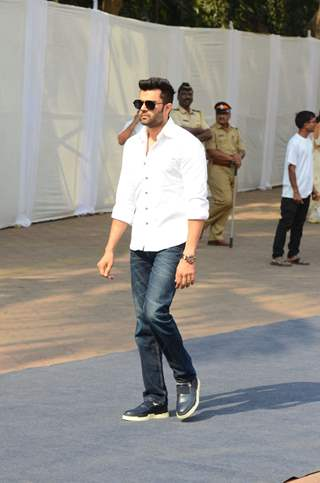 Manish Paul at the Venue