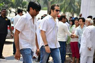 Fardeen Khan at the Venue