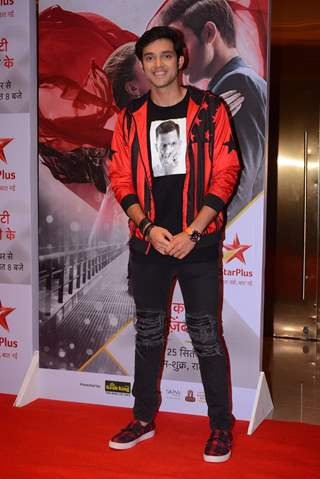 Parth Samthaan at the special screening of Kasautii Zindagii Kay 2