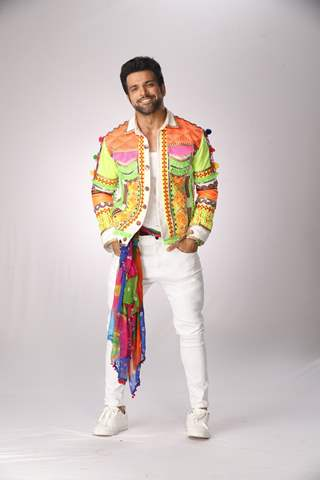 Rithvik Dhanjani at Star Plus Dandiya Nights
