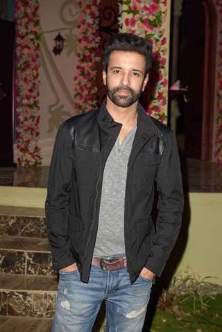 Aamir Ali at Siddharth Kumar Tewary show Tantra Launch Party