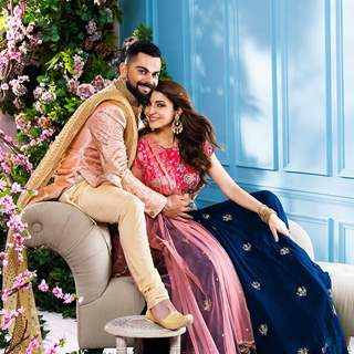 Anushka-Virat during recent photoshoot