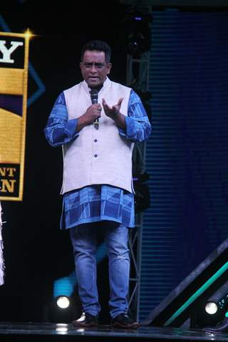 Anurag Basu at Launch of super dancer chapter 3