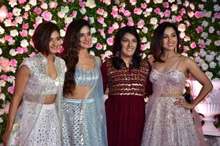 The Mohan Sisters at Kapil Sharma and Ginni Chatrath's Reception, Mumbai