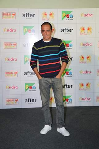 Akshaye Khanna at The Accidental Prime Minister trailer launch