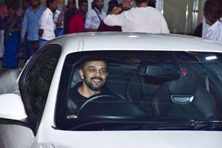 Rohit Shetty attends the special screening of Simmba