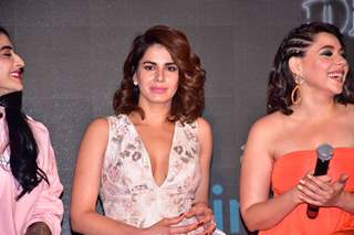 Kirti Kulhari at 'Four More Shots Please' trailer launch