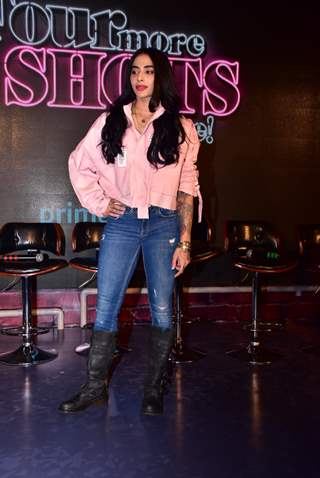 Bani J at 'Four More Shots Please' trailer launch