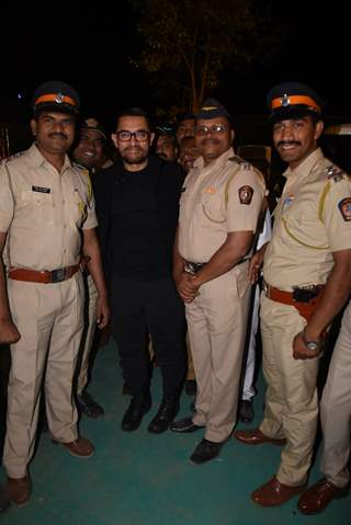Aamir Khan at Umang Event