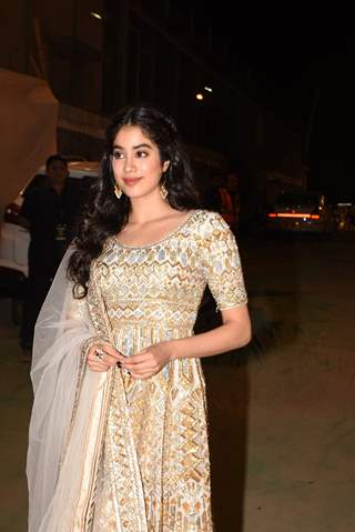 Janhvi Kapoor at Umang Event