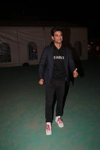 Sushant Singh Rajput at Umang Event