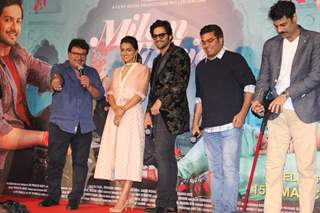 Celebs snapped at Milan Talkies Trailer Launch
