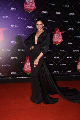 Deepika Padukone at Nykaa Femina Beauty Awards 2019
