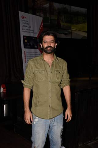Barun Sobti at Sonchiriya special screening