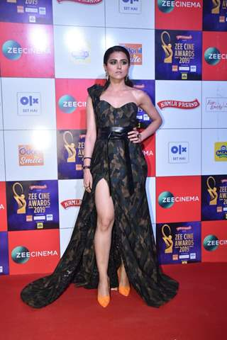 Ridhi Dogra snapped at Zee Cine Awards!