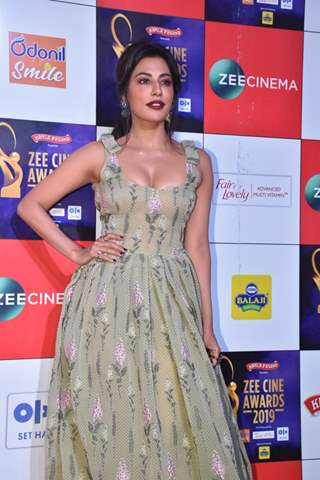 Chitrangda Singh papped at Zee Cine Awards!