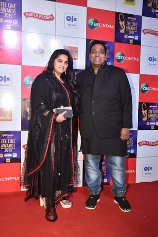 Ganesh Acharya at Zee Cine Awards!