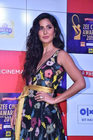 Katrina Kaif at Zee Cine Awards!