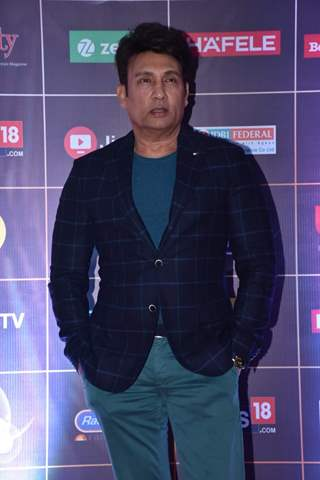 Shekhar Suman at the REEL Awards!