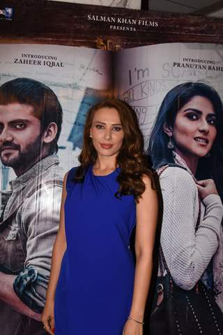 Celebs snapped at the Special Screening of Notebook