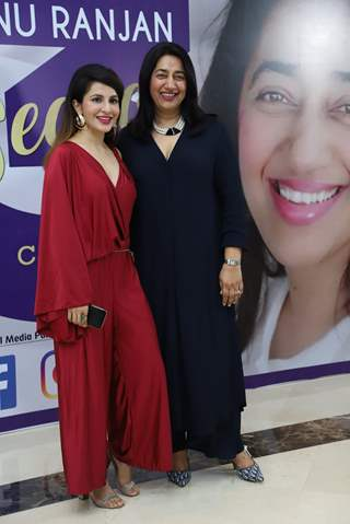 Roop Durgapal snapped at the launch of Reel or Real season 3