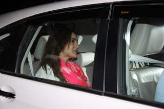 Bollywood stars snapped after the shoot of Love Aaj Kal 2
