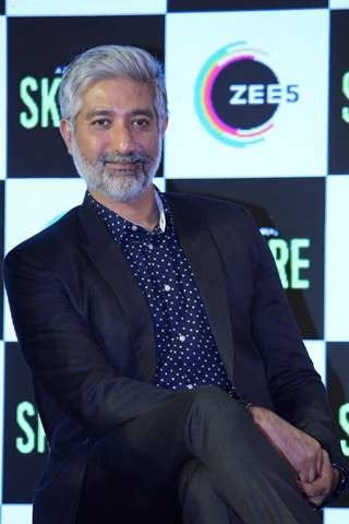 Celebrities at the Press Conference of Zee5's Skyfire