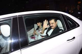 Bollywood celebrities spotted around the town!