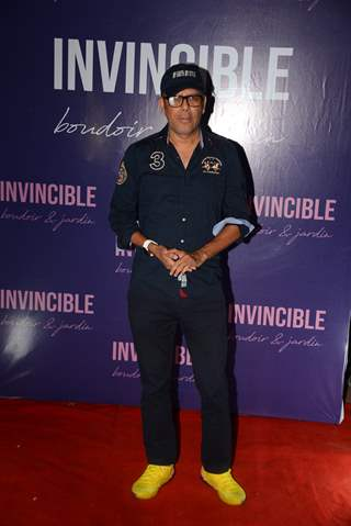 Celebrities at the launch of Invincible!