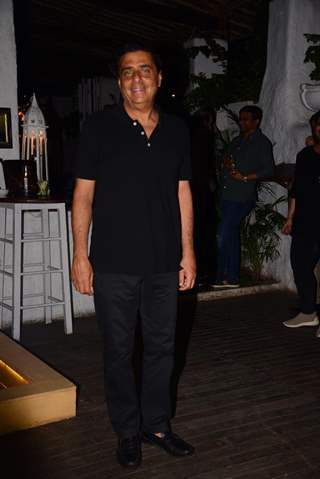 Ronnie Screwvala snapped at the wrap party of The Sky Is Pink