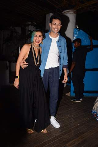 Shonali Bose and Rohit Saraf snapped at the wrap party of The Sky Is Pink