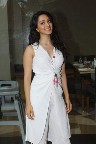 Kiara Advani at the promotions of Kabir Singh