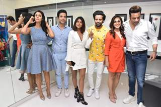 Boo Sabki Phategi team snapped at the promotions